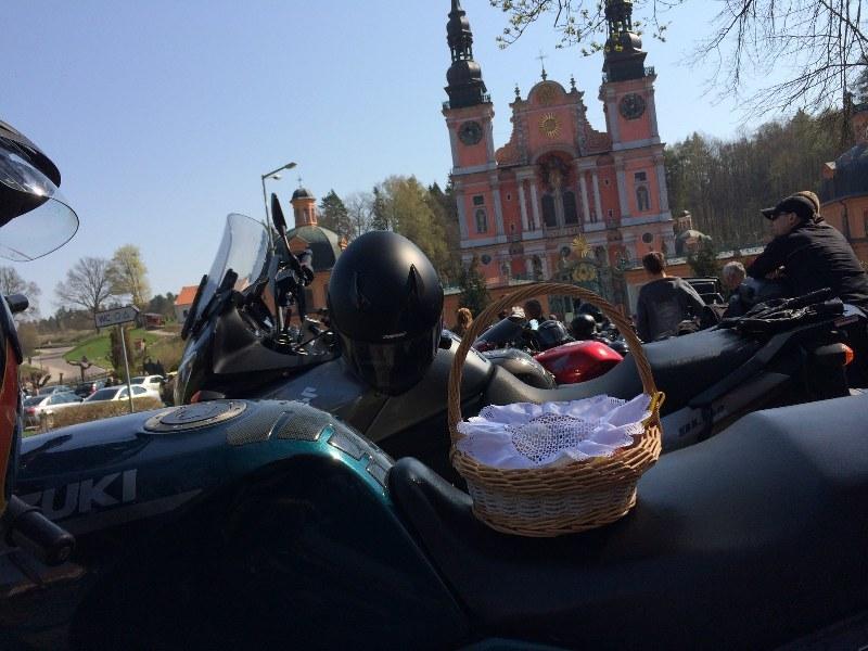 Motocykle w Świętej Lipce /Piotr Bułakowski /RMF FM