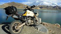Motocyklem do Chin