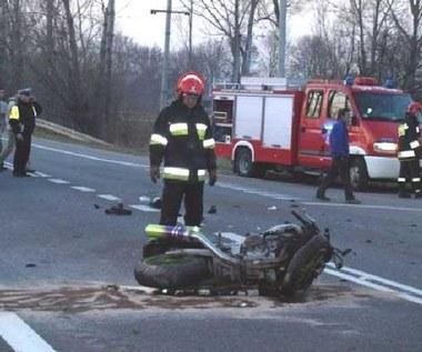 Motocykliści czy bandyci na drodze?