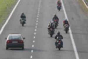 Motocykliści! Nie popieram was