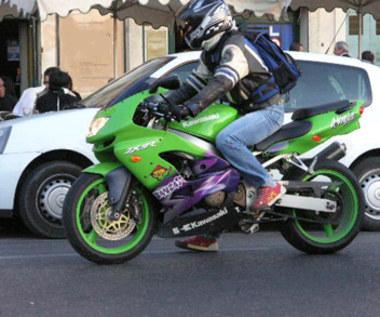 Motocykliści nie są bezkarni