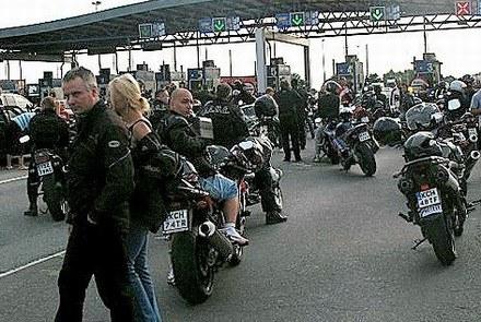 Motocykliści znów zablokują A4? /RMF