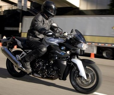 Motocyklista czyli złodziej?