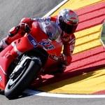 Motocyklowe MŚ: Casey Stoner najszybszy w GP Aragonii