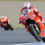 Motocyklowe MŚ: Druga z rzędu wygrana Stonera