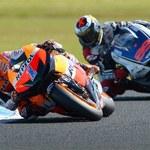 Motocyklowe MŚ - tytuł w MotoGP dla Lorenzo