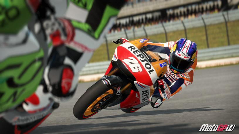 MotoGP 14 /materiały prasowe