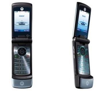 MOTOKRZR K3 - szalony telefon