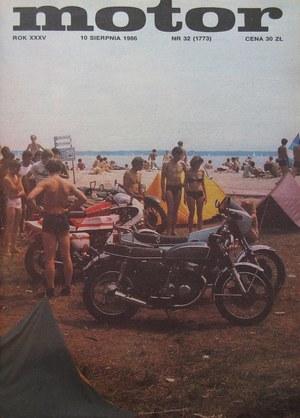 """""""Motor"""" 10/1986 /Motor"""