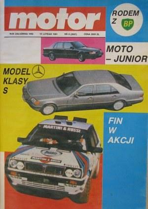 """""""Motor"""" 10/1991 /Motor"""