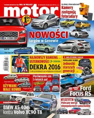 """""""Motor"""" 10/2016 /Motor"""