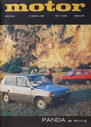 """""""Motor"""" 11/1980 /Motor"""