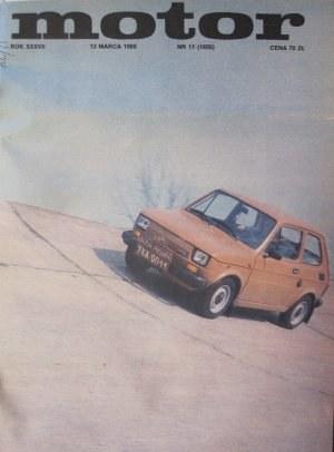 """""""Motor"""" 11/1988 /Motor"""