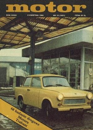 """""""Motor"""" 15/1984 /Motor"""