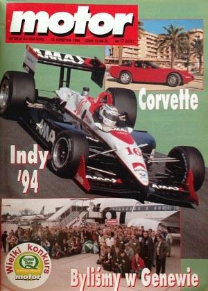 """""""Motor"""" 17/1994 /Motor"""
