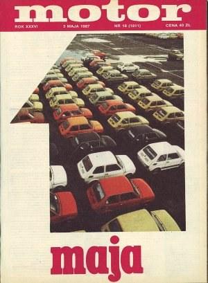 """""""Motor"""" 18/1987 /Motor"""