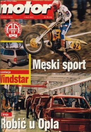 """""""Motor"""" 18/1995 /Motor"""