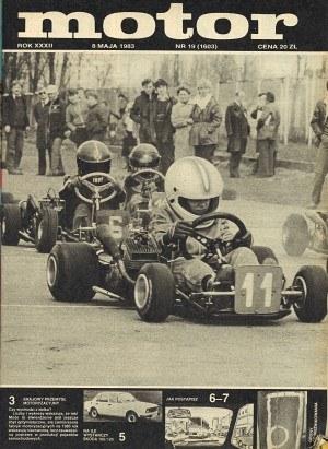 """""""Motor"""" 19/1983 /Motor"""