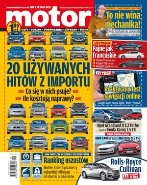 """""""Motor"""" 19/2018 /Motor"""