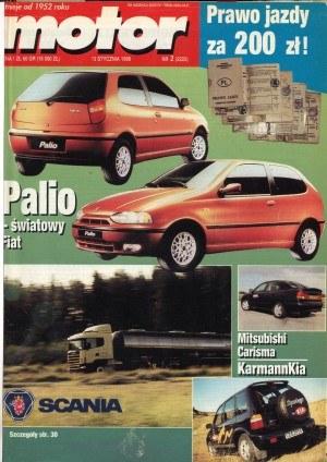 """""""Motor"""" 2/1996 /Motor"""