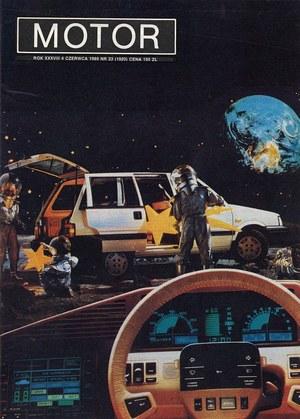 """""""Motor"""" 23/1989 /Motor"""