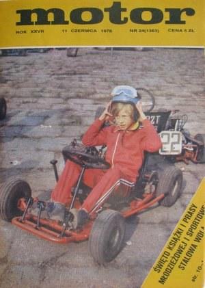 """""""Motor"""" 24/1978 /Motor"""