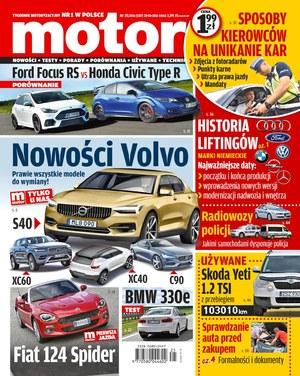 """""""Motor"""" 25/2016 /Motor"""
