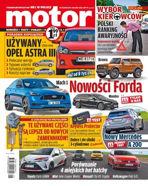 """""""Motor"""" 25/2018 /Motor"""