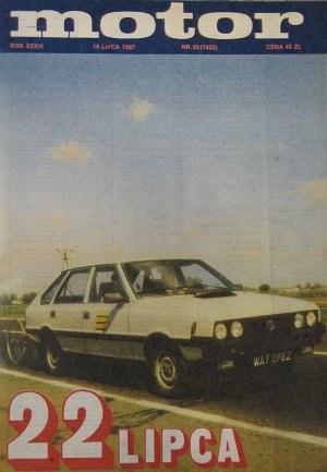 """""""Motor"""" 29/1987 /Motor"""