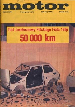 """""""Motor"""" 32/1978 /Motor"""
