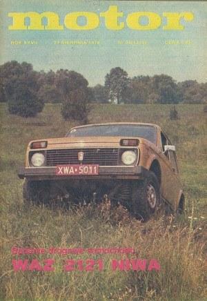 """""""Motor"""" 35/1978 /Motor"""