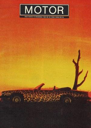 """""""Motor"""" 35/1989 /Motor"""