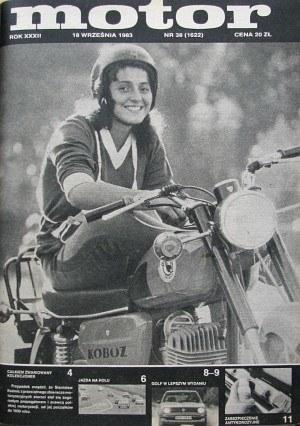 """""""Motor"""" 38/1983 /Motor"""