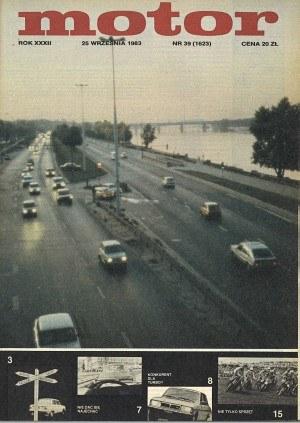 """""""Motor"""" 39/1983 /Motor"""