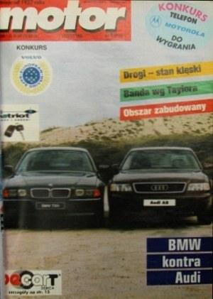 """""""Motor"""" 4/1995 /Motor"""
