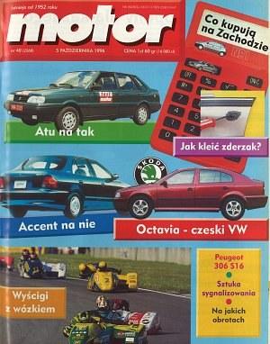 """""""Motor"""" 40/1996 /Motor"""