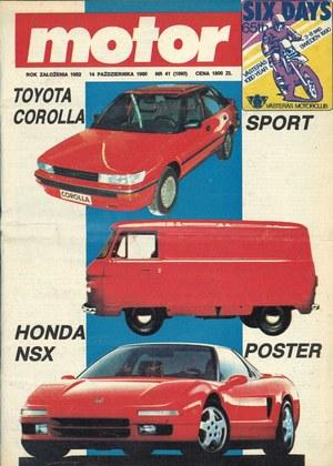 Motor 41/1990 /Motor