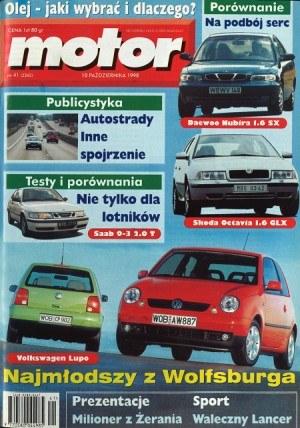 """""""Motor"""" 41/1998 /Motor"""