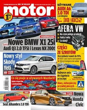 """""""Motor"""" 41/2015 /Motor"""