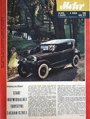 """""""Motor"""" 43/1977 /Motor"""