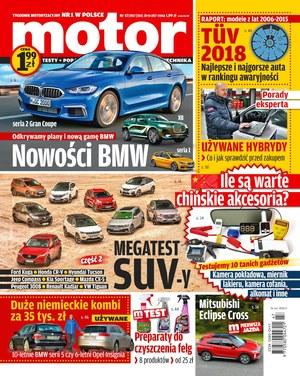 """""""Motor"""" 47/2017 /Motor"""
