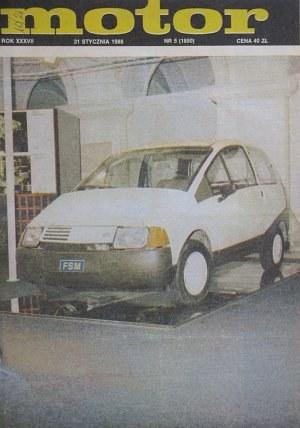 """""""Motor"""" 5/1988 /Motor"""