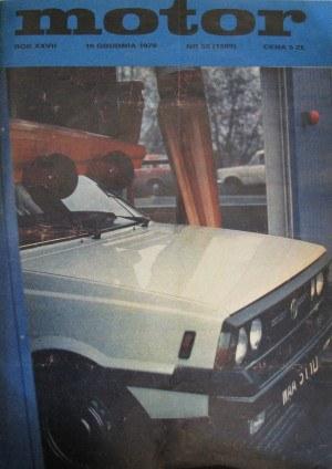 """""""Motor"""" 50/1978 /Motor"""