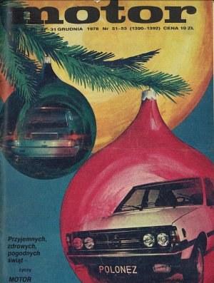"""""""Motor"""" 51-53/1978 /Motor"""