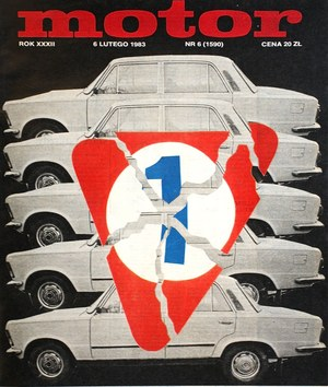 """""""Motor"""" 6/1983 /Motor"""