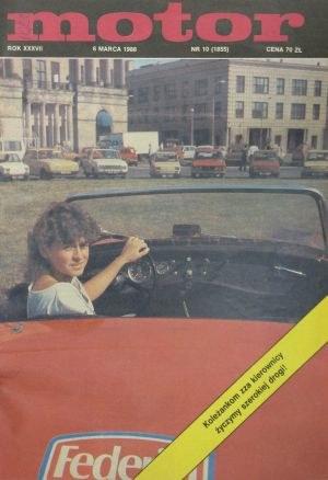 """""""Motor"""" 8/1988 /Motor"""