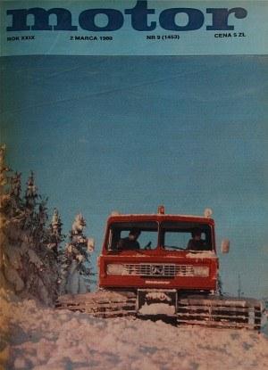 """""""Motor"""" 9/1980 /Motor"""