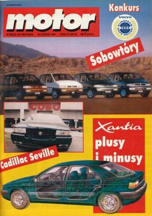"""""""Motor"""" 9/1994 /Motor"""