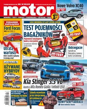 """""""Motor"""" 9/2018 /Motor"""