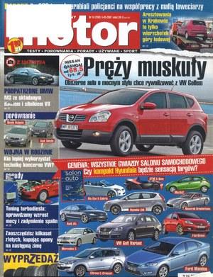 """""""Motor"""" nr 10 z 5 marca 2007 r. /Motor"""